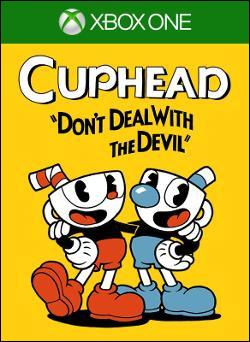 Cuphead (Xbox One) by Microsoft Box Art