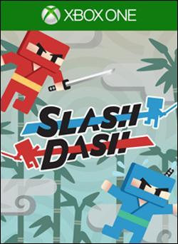 SlashDash (Xbox One) by Microsoft Box Art