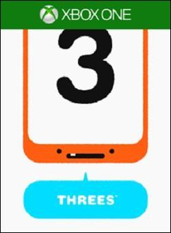 Threes (Xbox One) by Microsoft Box Art