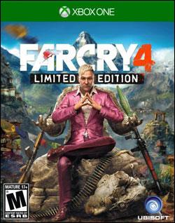 Far Cry 4 (Xbox One) by Ubi Soft Entertainment Box Art