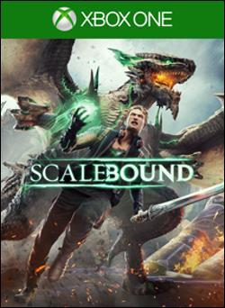 Scalebound (Xbox One) by Microsoft Box Art