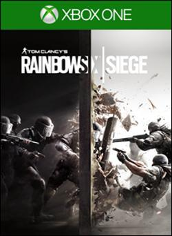 Tom Clancy's Rainbow Six: Siege (Xbox One) by Ubi Soft Entertainment Box Art