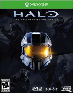 Halo: The Master Chief Collection (Xbox One) by Microsoft Box Art