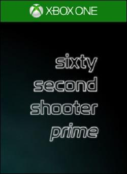 Sixty Second Shooter Prime (Xbox One) by Microsoft Box Art