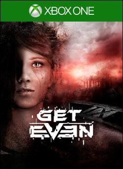 Get Even (Xbox One) by Ban Dai Box Art