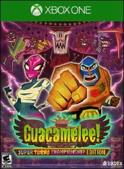 Guacamelee! Super Turbo Championship Edition (Xbox One) by Microsoft Box Art