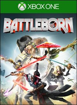 Battleborn (Xbox One) by 2K Games Box Art