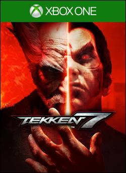 Tekken 7 (Xbox One) by Namco Bandai Box Art