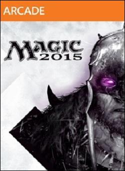 Magic 2015-Duels of the Planeswalkers (Xbox 360 Arcade) by Microsoft Box Art