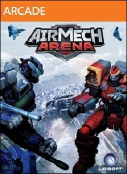 AirMech Arena (Xbox 360 Arcade) by Ubi Soft Entertainment Box Art