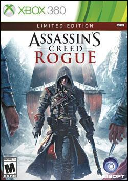 Assassin's Creed Rogue (Xbox 360) by Ubi Soft Entertainment Box Art
