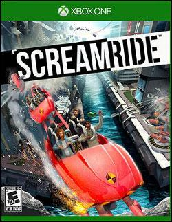 ScreamRide (Xbox One) by Microsoft Box Art