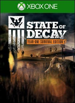 State of Decay: Year One Survival Edition (Xbox One) by Microsoft Box Art