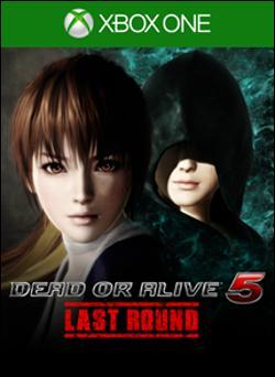 Dead or Alive 5: Last Round (Xbox One) by Tecmo Inc. Box Art
