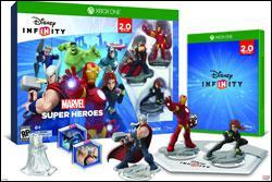 Disney Infinity 2.0 (Xbox One) by Disney Interactive / Buena Vista Interactive Box Art