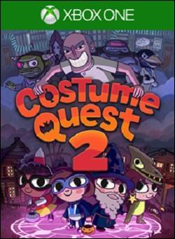 Costume Quest 2 (Xbox One) by Microsoft Box Art