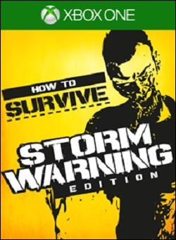 How to Survive: Storm Warning Edition Box art