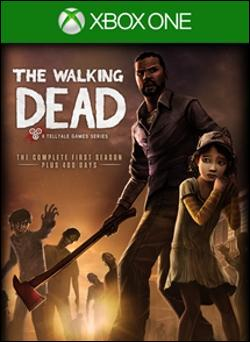 The Walking Dead: Season One (Xbox One) by Telltale Games Box Art