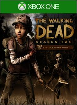 The Walking Dead: Season Two (Xbox One) by Telltale Games Box Art