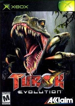 Turok: Evolution (Xbox) by Acclaim Entertainment Box Art