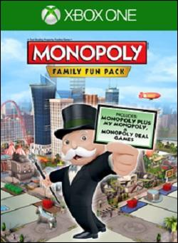 Monopoly Family Fun Pack (Xbox One) by Ubi Soft Entertainment Box Art
