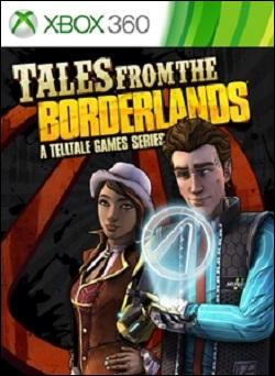 Tales from the Borderlands (Xbox 360) by Telltale Games Box Art