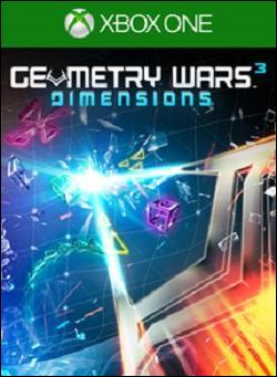 Geometry Wars 3: Dimensions Box art