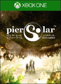 Pier Solar and the Great Architects (Xbox One) by Microsoft Box Art