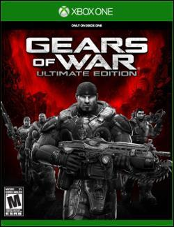 Gears of War: Ultimate Edition Box art