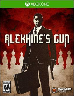 Alekhine's Gun (Xbox One) by Maximum Games Box Art
