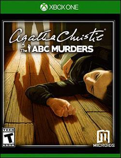 Agatha Christie ABC Murders (Xbox One) by Kalypso Media Digital, Ltd. Box Art