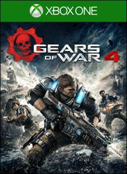 Gears of War 4 (Xbox One) by Microsoft Box Art