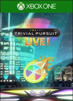 Trivial Pursuit Live! (Xbox One) by Ubi Soft Entertainment Box Art