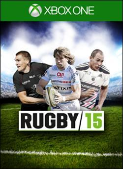 Rugby 15 (Xbox One) by Microsoft Box Art