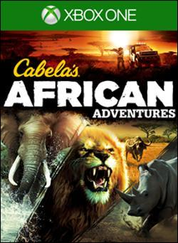 Cabela's African Adventures (Xbox One) by Activision Box Art