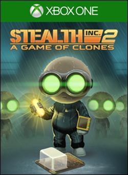 Stealth Inc 2: A Game of Clones (Xbox One) by Microsoft Box Art