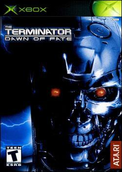 The Terminator: Dawn of Fate Box art
