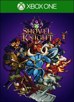 Shovel Knight (Xbox One) by Microsoft Box Art
