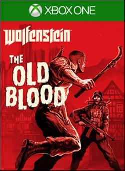 Wolfenstein: The Old Blood (Xbox One) by Bethesda Softworks Box Art