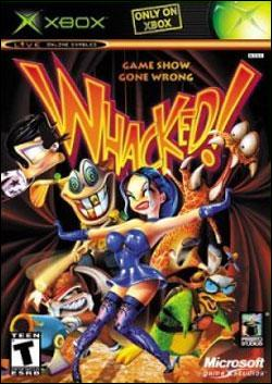 Whacked! Box art