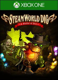 SteamWorld Dig (Xbox One) by Microsoft Box Art