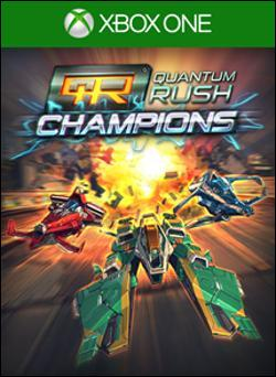 Quantum Rush Champions (Xbox One) by Microsoft Box Art