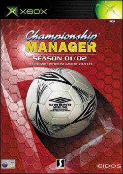 Championship Manager: Season 01-02 (Xbox) by Eidos Box Art