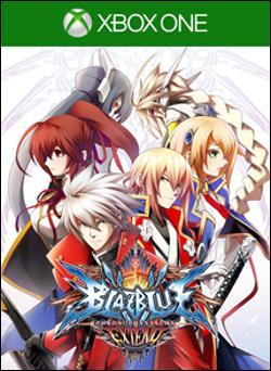 BlazBlue: Chrono Phantasma Extend (Xbox One) by Aksys Games Box Art
