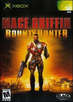 Mace Griffin Bounty Hunter Box art