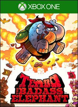 TEMBO THE BADASS ELEPHANT (Xbox One) by Sega Box Art