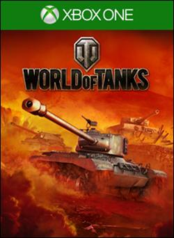 World of Tanks (Xbox One) by Microsoft Box Art