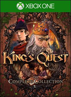 King's Quest: The Complete Collection (Xbox One) by Microsoft Box Art