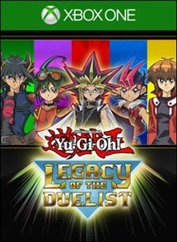 Yu-Gi-Oh! Legacy of the Duelist (Xbox One) by Konami Box Art