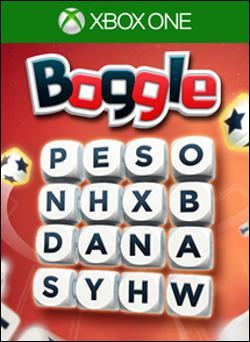 Boggle (Xbox One) by Ubi Soft Entertainment Box Art